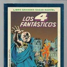 Comics : LIBRO GRANDES SAGAS MARVEL, LOS 4 FANTÁSTICOS: ÚKTIMO ASALTO, 1995, FORUM, MUY BUEN ESTADO. Lote 210380212