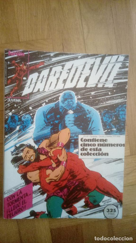 DAREDEVIL. RETAPADO DEL 31 AL 35. FORUM VOL.1 (Tebeos y Comics - Forum - Daredevil)