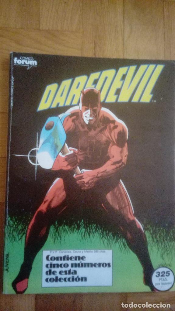 DAREDEVIL. RETAPADO DEL 21 AL 25. FORUM VOL.1 (Tebeos y Comics - Forum - Daredevil)