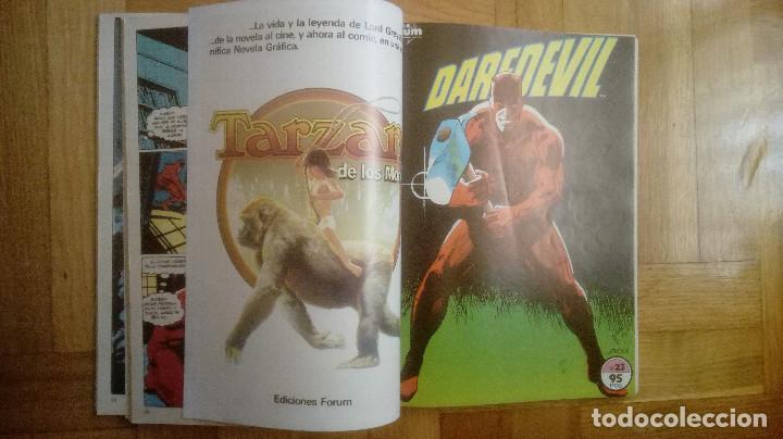 Cómics: DAREDEVIL. RETAPADO DEL 21 AL 25. FORUM VOL.1 - Foto 4 - 210388296