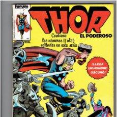 Cómics: * COMIC - THOR EL PODEROSO * Nº 11 AL 15 - AÑO 1983 - RETAPADO- FORUM *. Lote 210421160