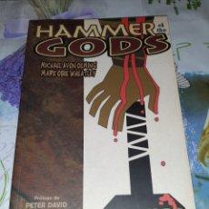 Cómics: HAMMER OF THE GODS ENEMIGO MORTAL PLANETA PRESTIGIO. Lote 210423253