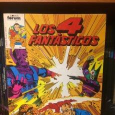 Cómics: LOS 4 FANTÁSTICOS FORUM NÚMERO 6. Lote 210451093