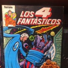 Cómics: LOS 4 FANTÁSTICOS FORUM NÚMERO 7. Lote 210451273