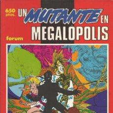 Cómics: NVOS.MUTS.-UN MUTANTE EN MEGALÓPOLIS. Lote 210462508