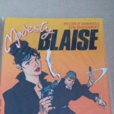 Cómics: MODESTY BLAISE COMPLETA. Lote 210476652
