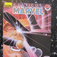 Cómics: CLASICOS MARVEL. LOS VENGADORES. NUMERO 29. FORUM. Lote 210489165