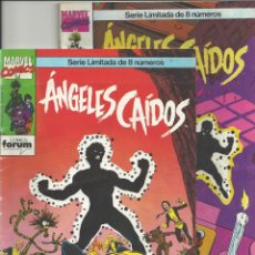 Cómics: ANGELES CAIDOS COMPLETO 1-8. Lote 210527077