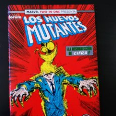 Cómics: EXCELENTE ESTADO LOS NUEVOS MUTANTES 55 FORUM. Lote 210558070