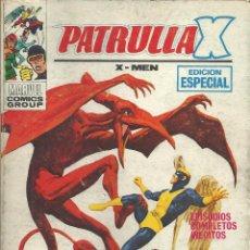 Cómics: PATRULLA X Nº 28 - VÉRTICE - LOS MONSTRUOS TAMBIÉN LLORAN. Lote 210558560