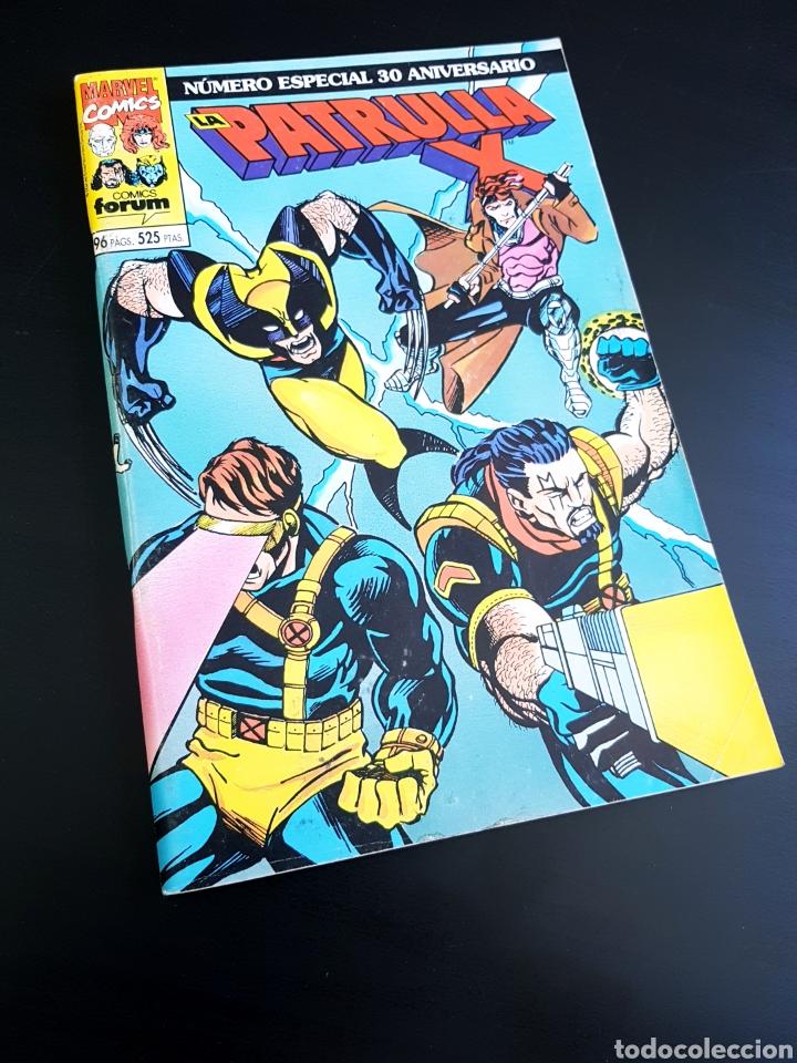 MUY BUEN ESTADO LA PATRULLA X ESPECIAL 30 ANIVERSARIO FORUM (Tebeos y Comics - Forum - Patrulla X)