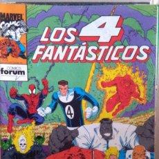 Comics : LOS 4 FANTASTICOS 107 PRIMER VOLUMEN FORUM. Lote 210637826