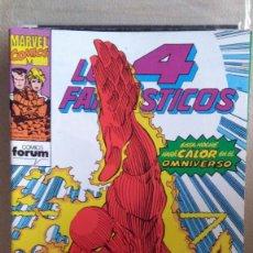 Comics : LOS 4 FANTASTICOS 110 PRIMER VOLUMEN FORUM. Lote 210637896