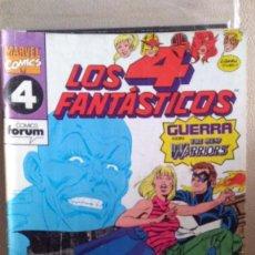 Fumetti: LOS 4 FANTASTICOS 113 PRIMER VOLUMEN FORUM. Lote 210637979