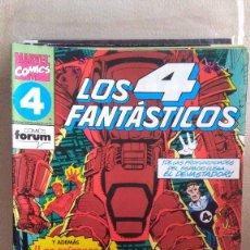 Comics : LOS 4 FANTASTICOS 116 PRIMER VOLUMEN FORUM. Lote 210638136
