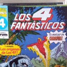 Fumetti: LOS 4 FANTASTICOS 117 PRIMER VOLUMEN FORUM. Lote 210638245