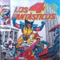 Comics : LOS 4 FANTASTICOS 127 PRIMER VOLUMEN FORUM. Lote 210638393