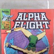 Comics: ALPHA FLIGHT 3 PRIMER VOLUMEN FORUM. Lote 210638834