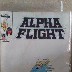 Cómics: ALPHA FLIGHT 5 PRIMER VOLUMEN FORUM. Lote 210638948
