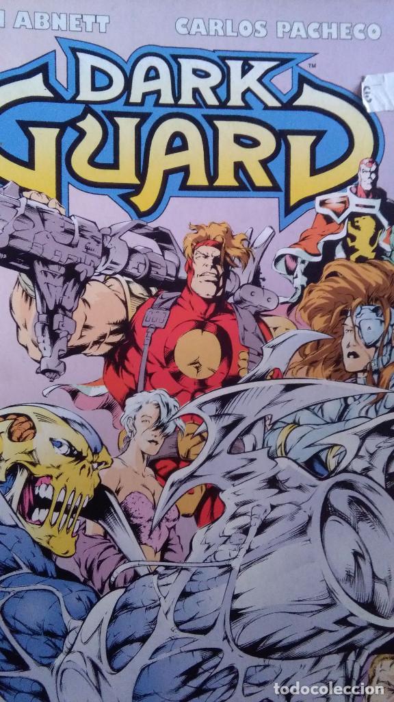 DARK GUARD - CARLOS PACHECO (Tebeos y Comics - Forum - Prestiges y Tomos)