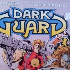 Cómics: DARK GUARD - CARLOS PACHECO. Lote 210642455