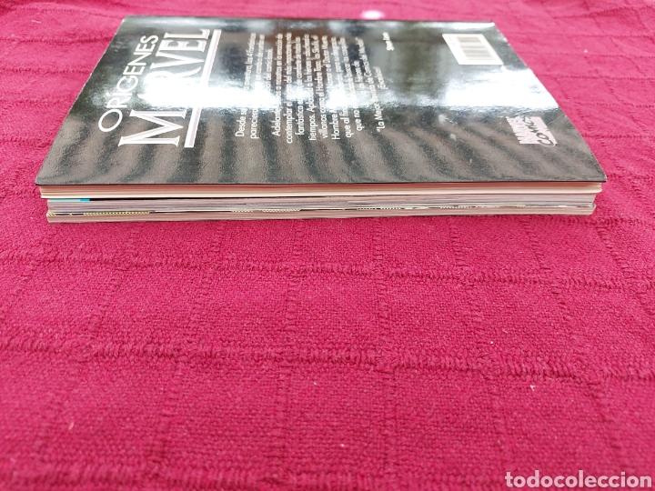 Cómics: ORÍGENES MARVEL THE FANTASTIC FOUR/LOS 4 FANTÁSTICOS DEL COMIC A LA PELÍCULA 1/JHON BYRNE 1/ - Foto 7 - 210648695
