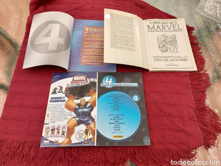 Cómics: ORÍGENES MARVEL THE FANTASTIC FOUR/LOS 4 FANTÁSTICOS DEL COMIC A LA PELÍCULA 1/JHON BYRNE 1/ - Foto 9 - 210648695
