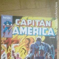Cómics: CAPITAN AMERICA. Nº 3. EL FIN DE AMERICA LLEGA. FORUM. 1985. Lote 210667375