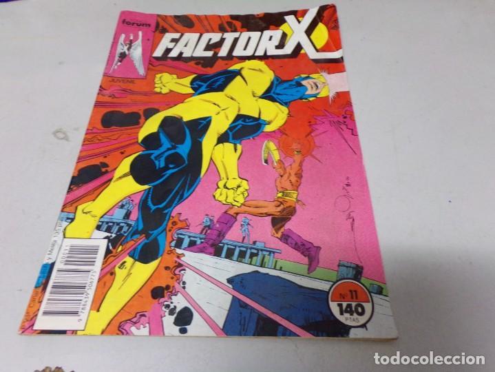 FACTOR X NUMERO 11 COMICS FORUM (Tebeos y Comics - Forum - Factor X)