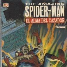 Cómics: SPIDERMAN EL ALMA DEL CAZADOR - A ESTRENAR !!ENAR !!. Lote 210722217