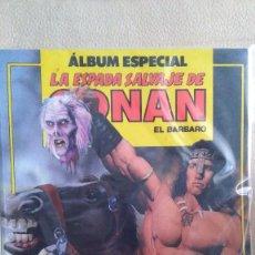 Cómics: ALBUM ESPECIAL / LA ESPADA SALVAJE DE CONAN EL BARBARO-TOMO CON LOS NUMEROS 93 , 94 Y 95. Lote 210725069
