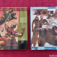 Cómics: ARCHIVOS X- MEN-RAICES - X-MEN PRIMERA CLASE 3 COLECCIÓN 100% MARVEL-FORUM. Lote 210733245