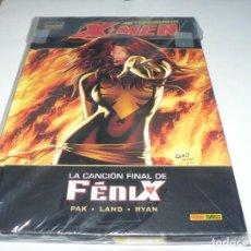 Cómics: X MEN LA CANCION FINAL DE FENIX. Lote 210748030