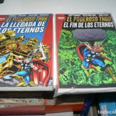 Cómics: MARVEL GOLD EL PODEROSO THOR 2 TOMOS. Lote 210748856