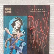 Cómics: BLOODY MARY. NUMERO UNICO. COMICS FORUM 1995. Lote 210758222