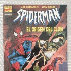 Cómics: SPIDERMAN. EL ORIGEN DEL CLON. NUMERO UNICO. COMICS FORUM 1995. Lote 210759186
