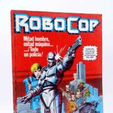 Cómics: ROBOCOP. VERSIÓN OFICIAL EN COMIC. ESPECIAL CINECOMIC (HARRAS / SALTARES) FORUM, 1987. OFRT. Lote 210768215