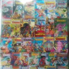 Cómics: LOS VENGADORES VOL 1 32 GRAPAS 1 RETAPADOS 7 ESPECIALES. Lote 210812221