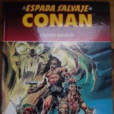 Cómics: COLECCIONABLE LA ESPADA SALVAJE DE CONAN 01. RELATOS SALVAJES Y OTRAS HISTORIAS. PLANETA. Lote 210817290