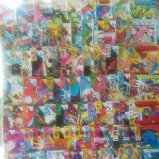 Cómics: LA PATRULLA X VOL 1 94 GRAPAS 6 RETAPADOS 9 ESPECIALES. Lote 210817391