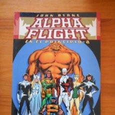 Cómics: ALPHA FLIGHT - EN EL PRINCIPIO Nº 2 - JOHN BYRNE - MARVEL - FORUM (AI). Lote 210817964