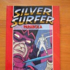 Cómics: SILVER SURFER - PARABOLA - STAN LEE - MOEBIUS - FORUM (GB). Lote 210823381