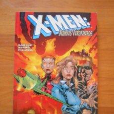 Cómics: X-MEN - AMIGOS VERDADEROS - CLAREMONT, LEONARDI, WILLIAMSON - FORUM (GB). Lote 210823605