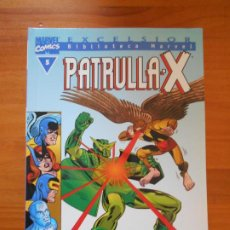 Cómics: PATRULLA X Nº 5 - BIBLIOTECA MARVEL EXCELSIOR - FORUM (W). Lote 210830857