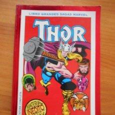 Cómics: THOR - LA SAGA DE LA GALAXIA NEGRA - 1995 - LIBRO GRANDES SAGAS MARVEL - FORUM (BW). Lote 210837156