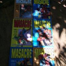 Cómics: CÓMICS FORUM MASACRE, MARVEL. Lote 210937571