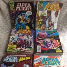Fumetti: ALPHA FLIGHT - COLECCIÓN COMPLETA - 1ª EDICION DE FORUM - 61 EJEMPLARES ( FALTA Nº 55 Y 60 ). Lote 210942155