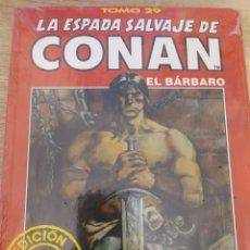 Cómics: LA ESPADA SALVAJE DE CONAN EL BÁRBARO TOMO 29. Lote 210963974