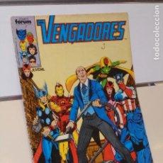 Cómics: LOS VENGADORES VOL. 1 Nº 20 - FORUM. Lote 210964980