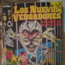Cómics: LOS VENGADORES. Lote 210966580